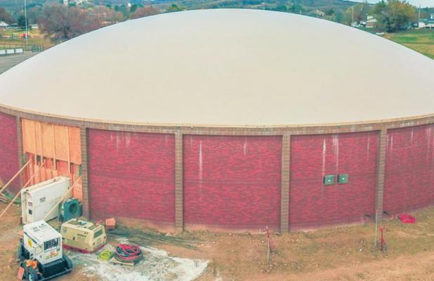 Roland's Event Center will be ready by fall 2021