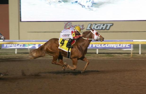 Oklahoma Futurity Trials at Remington Park to Split Over Two Race Nights