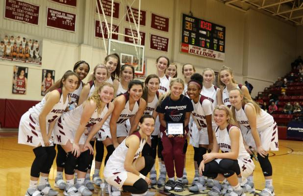 Lady Bulldogs Top Central, Finish Third