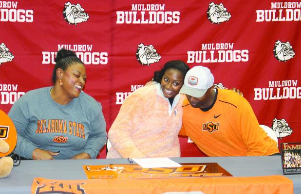 Collins signs Letter of Intent