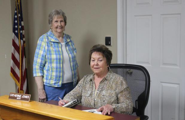 Muldrow Observes National Day of Prayer